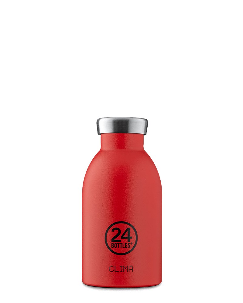 24 BOTTLES - Bottle Thermos Clima Rouge Intense 33cl-1