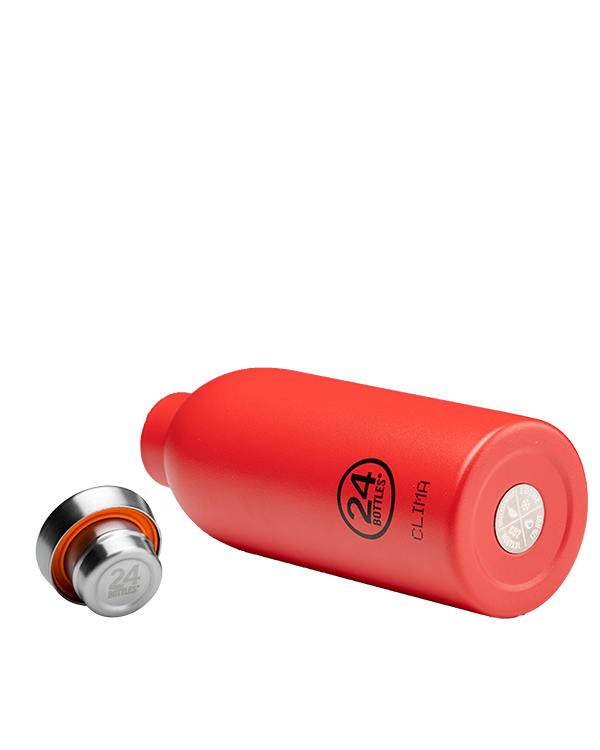 24 BOTTLES - Bottle Thermos Clima Rouge Intense 33cl-3