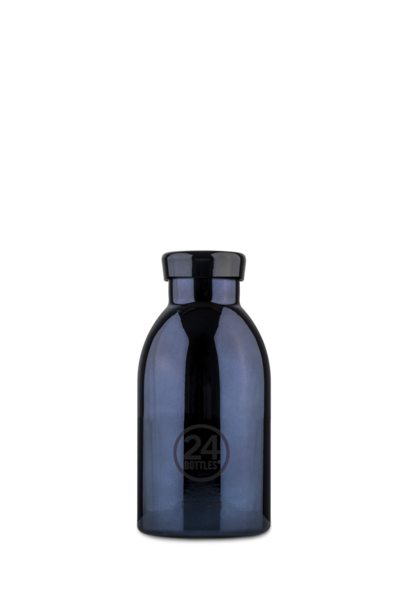 24 BOTTLES - Bouteille Thermos Clima Black Radiance 33cl
