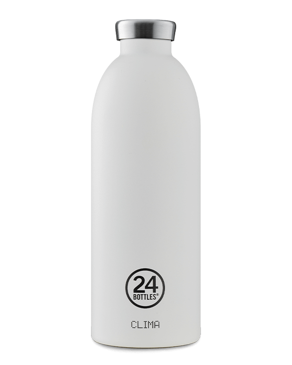 24 BOTTLES - Bottle Thermos Clima Blanc Givre 85cl-1
