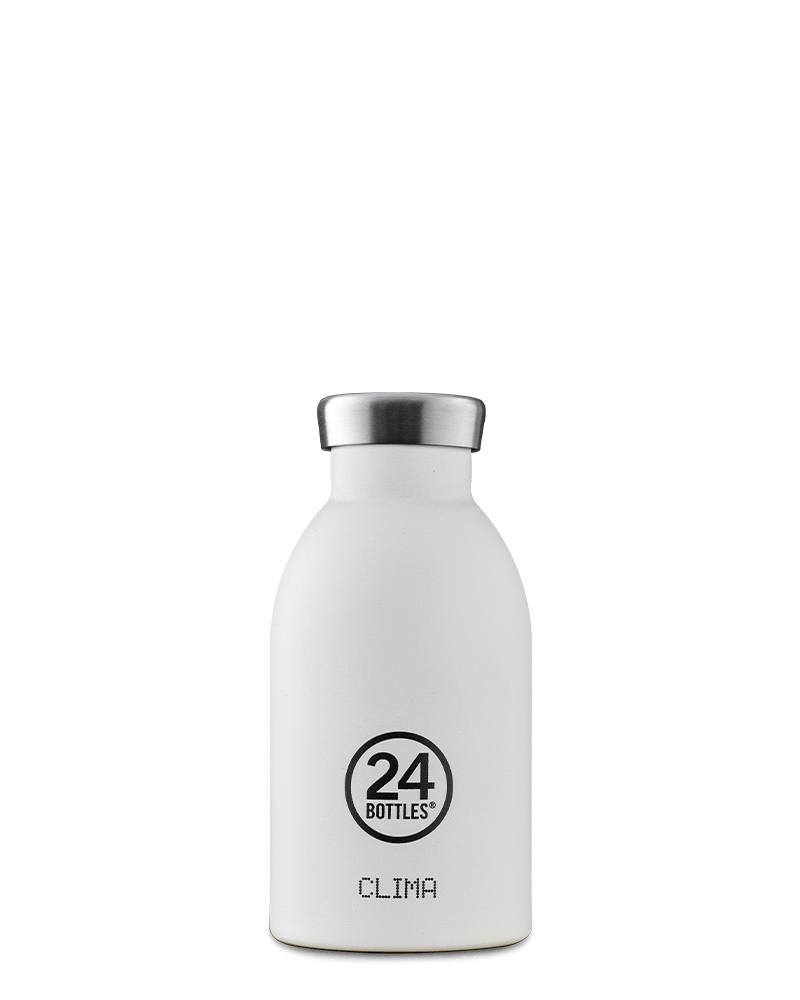 24 BOTTLES - Bottles Thermos Clima Blanc Givre 33cl-1