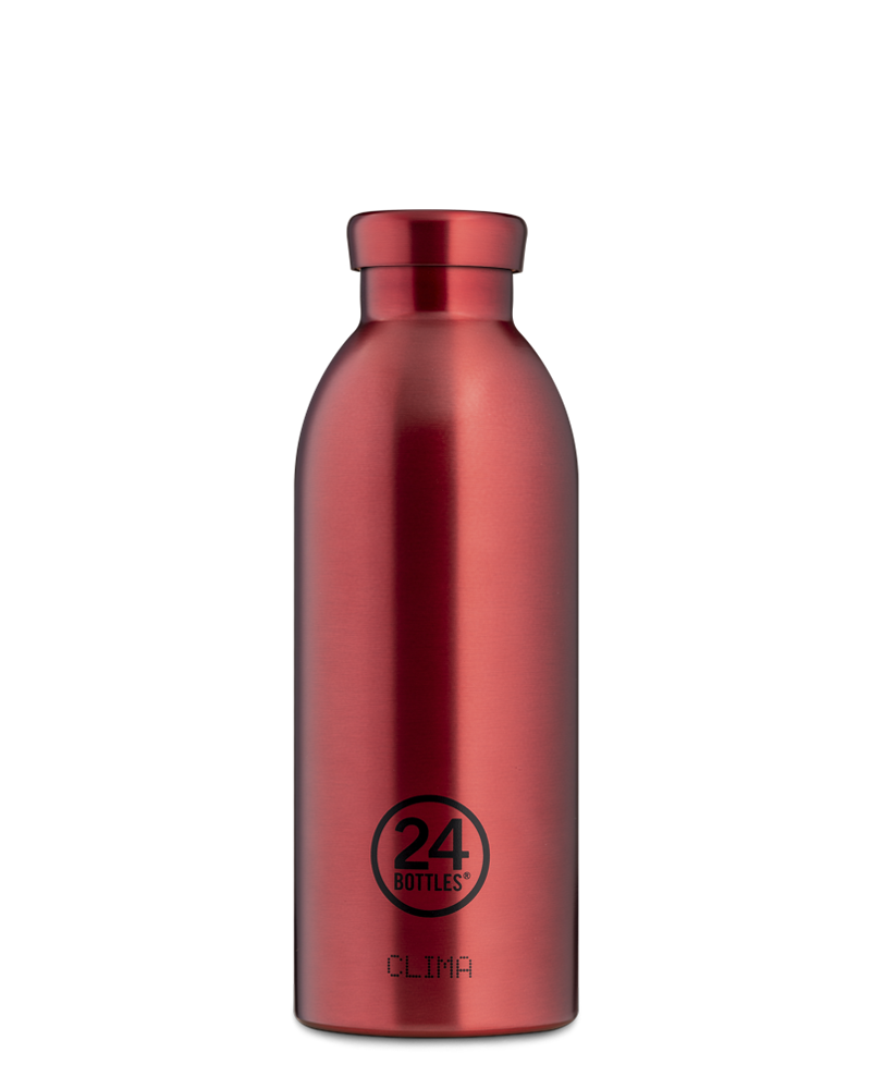 24 BOTTLES - Bottle Thermos Clima Chianti Red 50cl-1