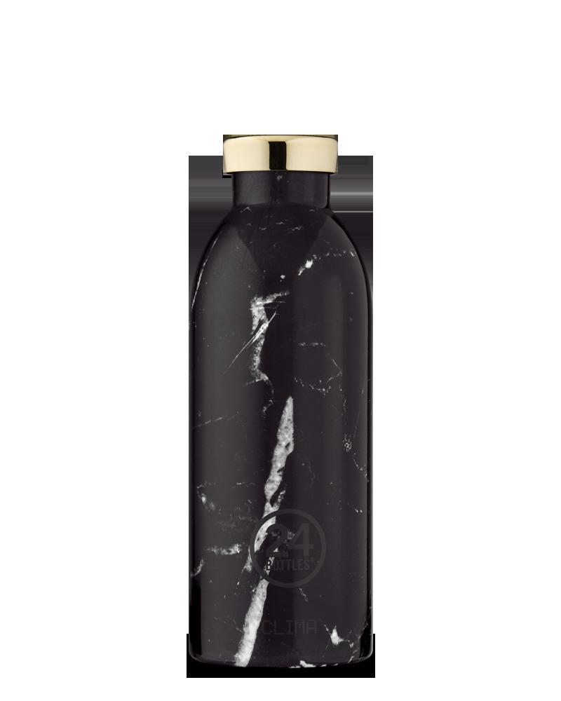 24 BOTTLES - Bottle Thermos Clima Marbre Noir 50cl-1