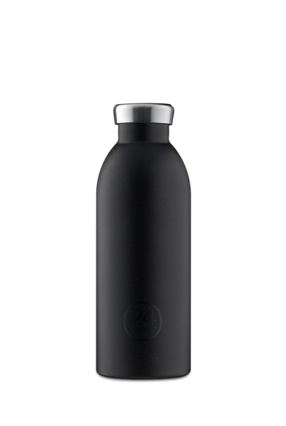 24 BOTTLES - Bouteille Thermos Clima Noir Tuxedo 50cl