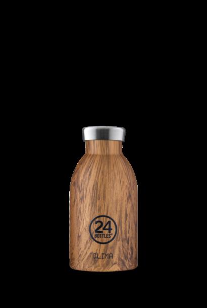24 BOTTLES - Bottle Thermos Clima Sequoia 33cl