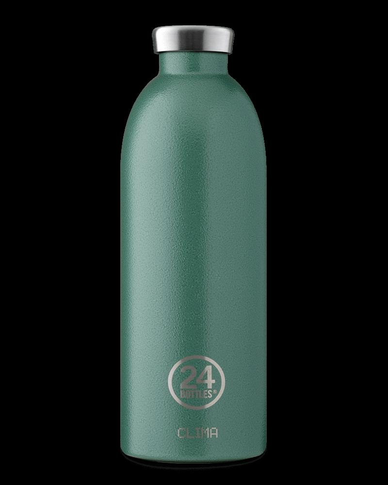24 BOTTLES - Bottle Thermos Clima Vert Mousse Rustique 85cl-1