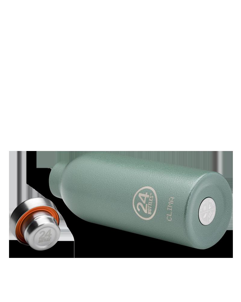 24 BOTTLES - Bottle Thermos Clima Vert Mousse Rustique 85cl-3