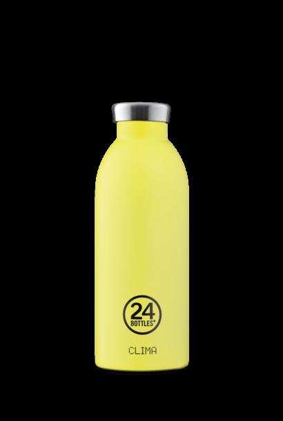 24 BOTTLES - Bouteille Thermos Clima Citron 50cl