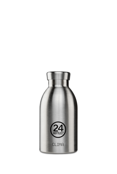 24 BOTTLES - Bouteille Thermos Clima Inox 33cl