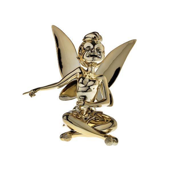 LEBLON DELIENNE - Tinker Bell Chromed Gold 18cm-1