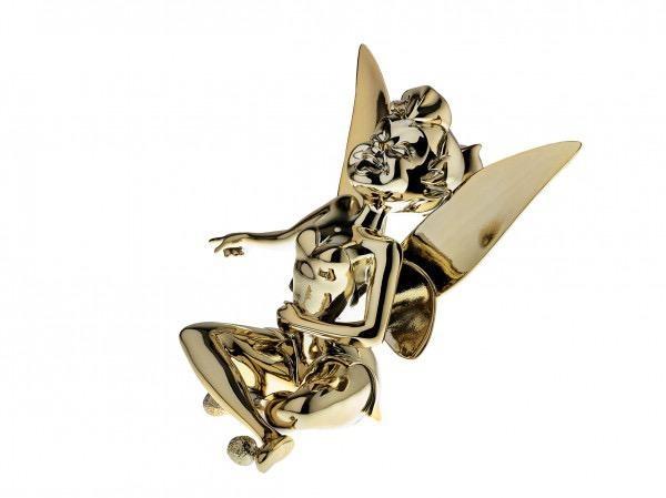 LEBLON DELIENNE - Tinker Bell Chromed Gold 18cm-2
