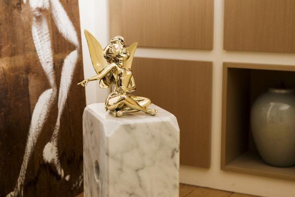 LEBLON DELIENNE - Tinker Bell Chromed Gold 18cm-4