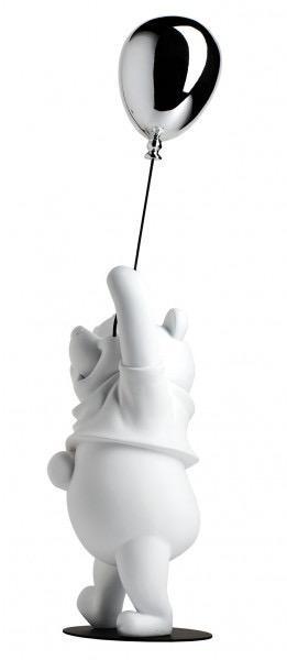 LEBLON DELIENNE - Winnie The Pooh White & Chrome 52cm-2