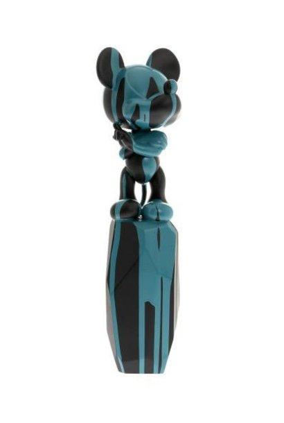 LEBLON DELIENNE - Mickey Flow Arik Levy Black & Turquoise 43cm