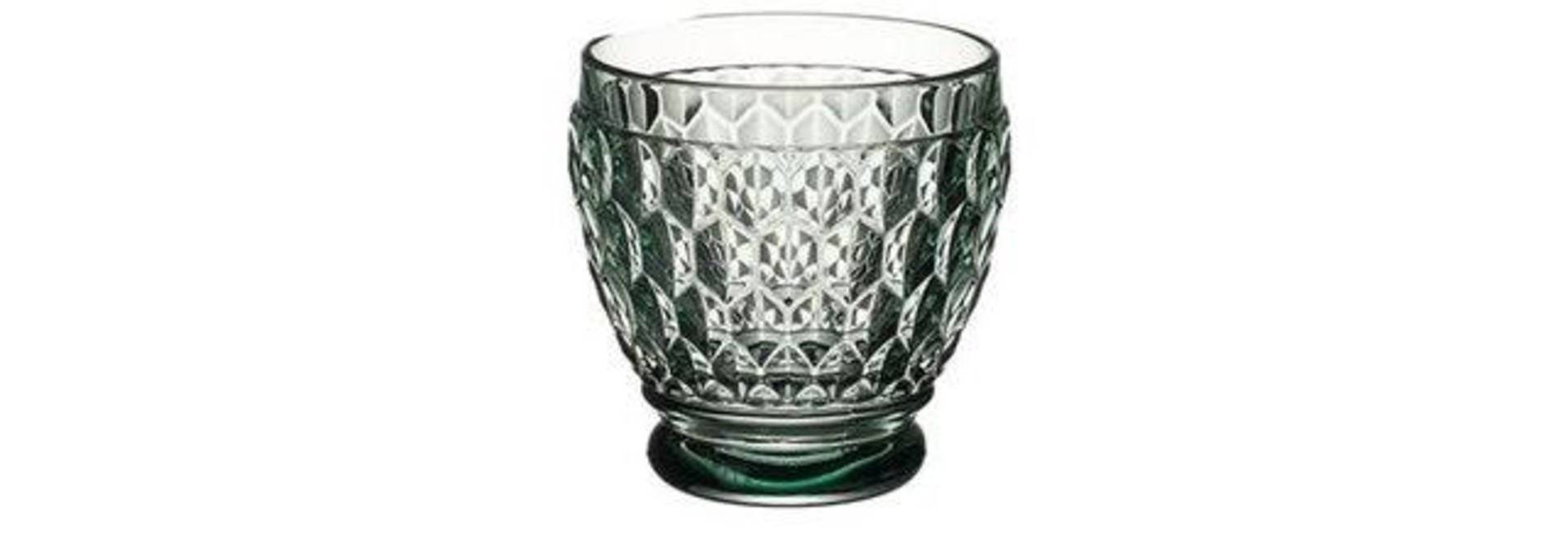 VILLEROY & BOCH - Boston Shot Glass Green
