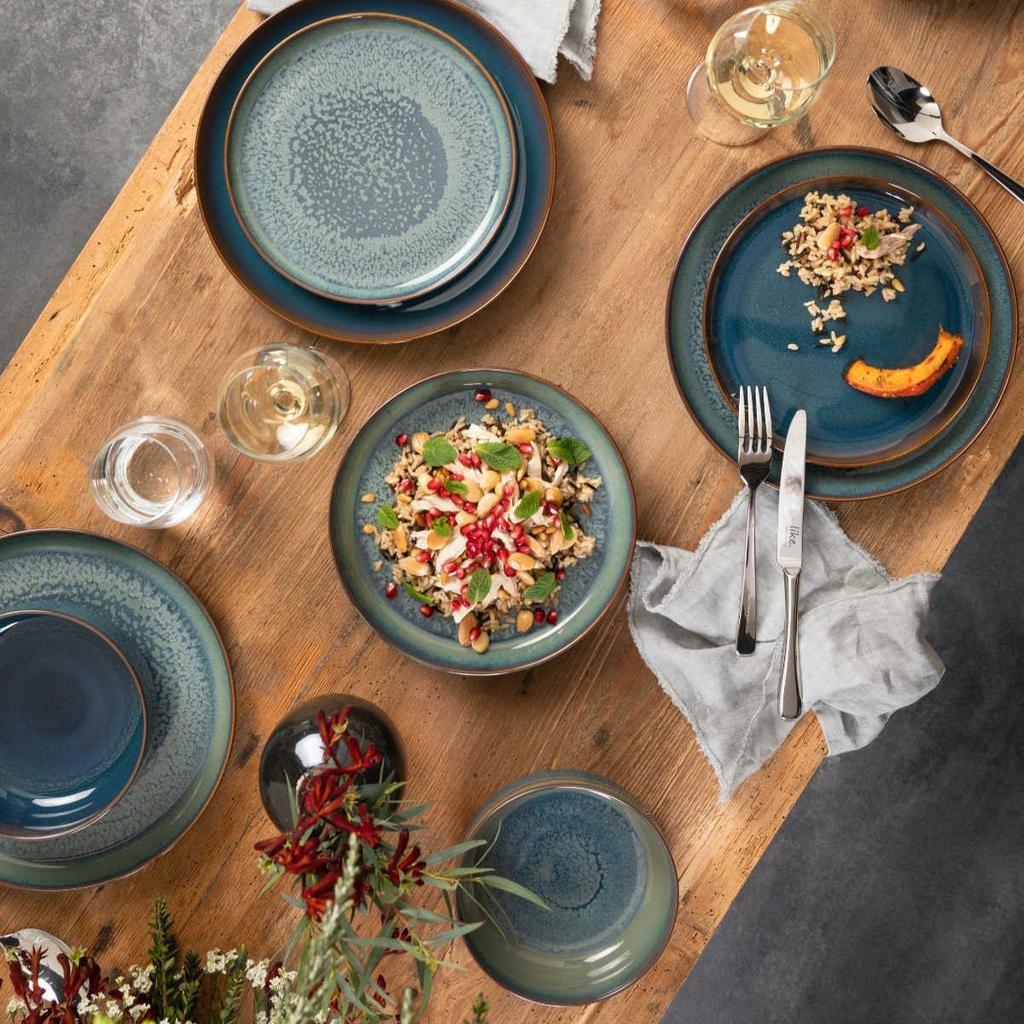 VILLEROY & BOCH - Crafted Denim Breakfast Set 6pcs-6