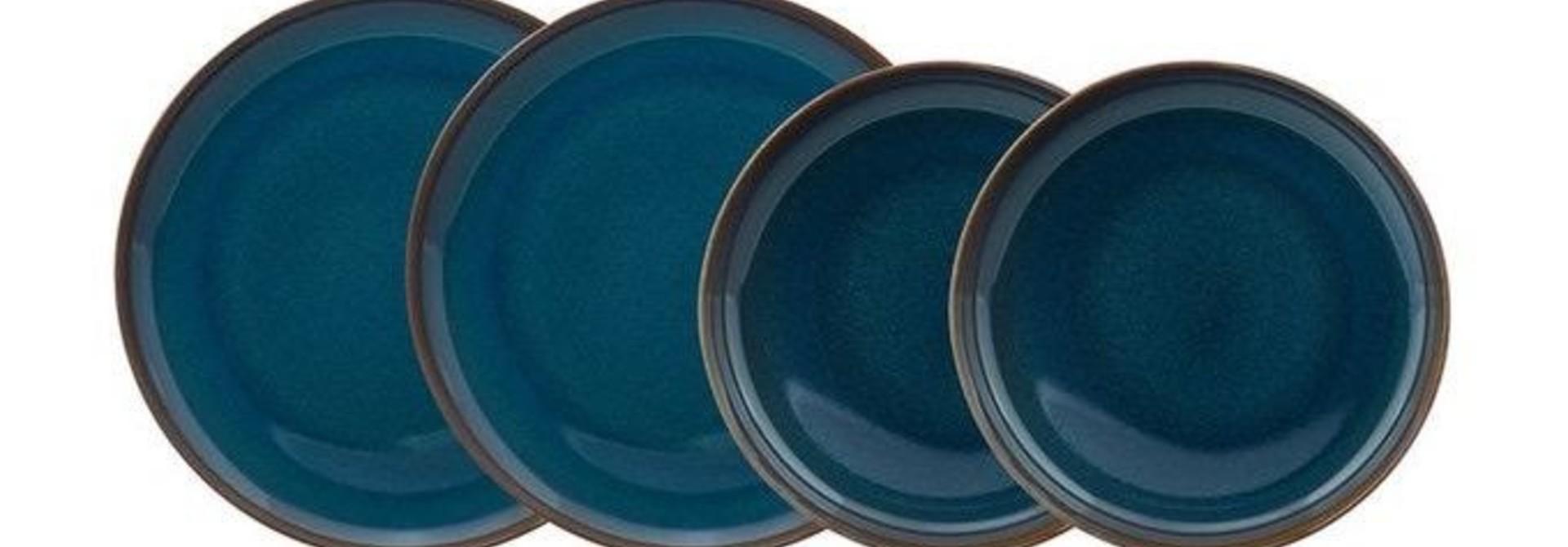VILLEROY & BOCH - Crafted Denim Table Service 6pcs