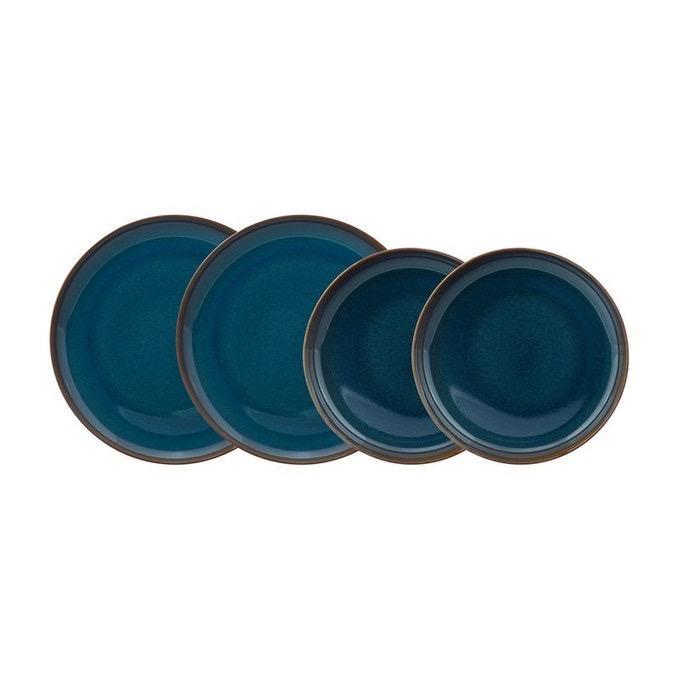 VILLEROY & BOCH - Crafted Denim Table Service 6pcs-1
