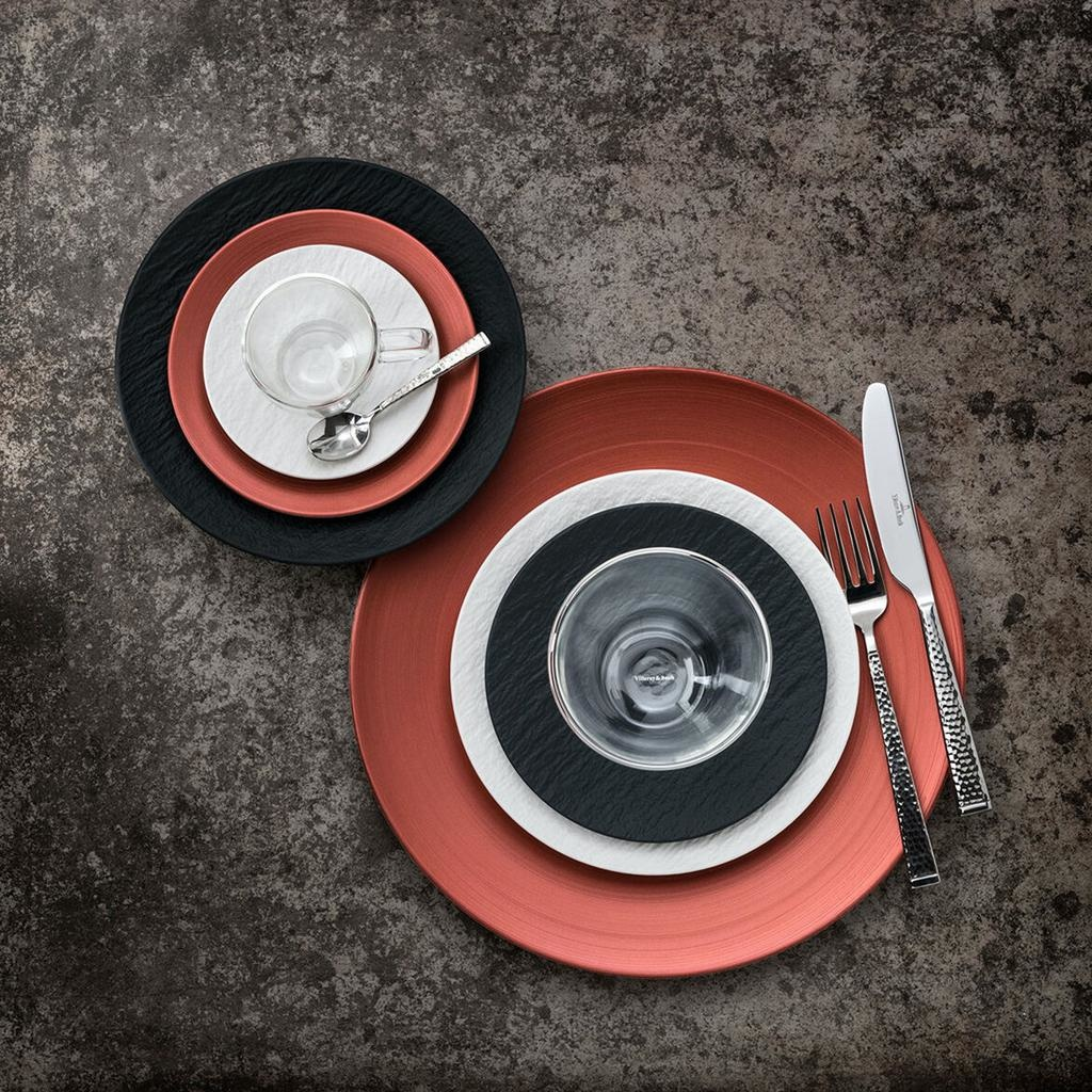 VILLEROY & BOCH - Manufacture Rock Dessert Plate 22cm-5