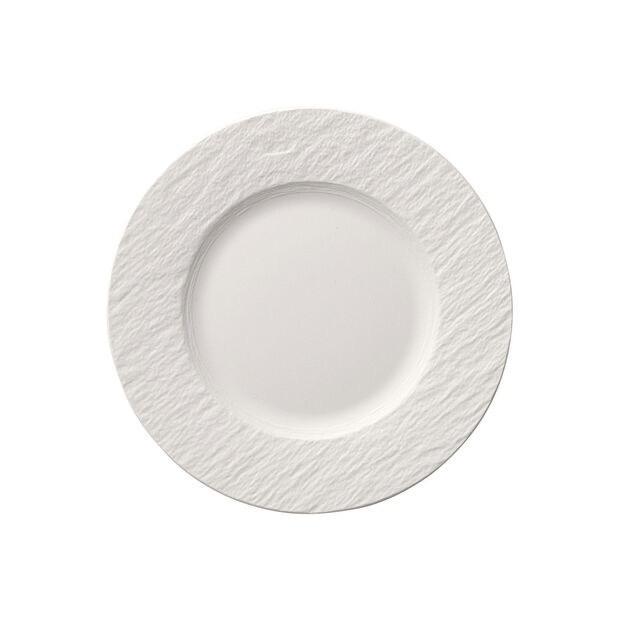 VILLEROY & BOCH - Manufacture Rock White Dessert Plate 22cm-1