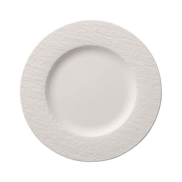 VILLEROY & BOCH - Manufacture Rock White Dessert Plate 27cm-1