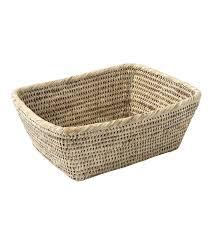 PAGAN - Rattan Basket Ceruse Rattan Bread-1