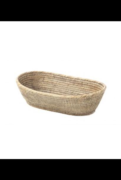 PAGAN - Ceruse Rattan Bread Basket
