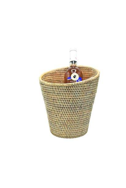 PAGAN - Rattan Champagne Bucket
