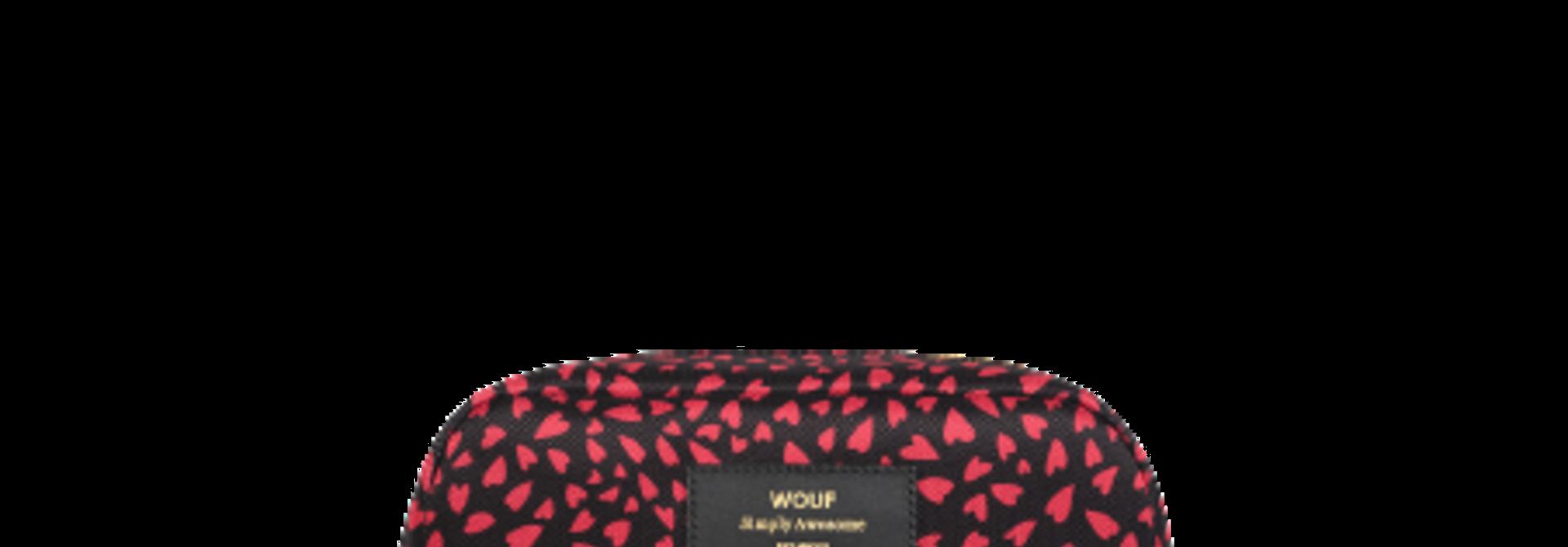 WOUF - Hearts Makeup Bag