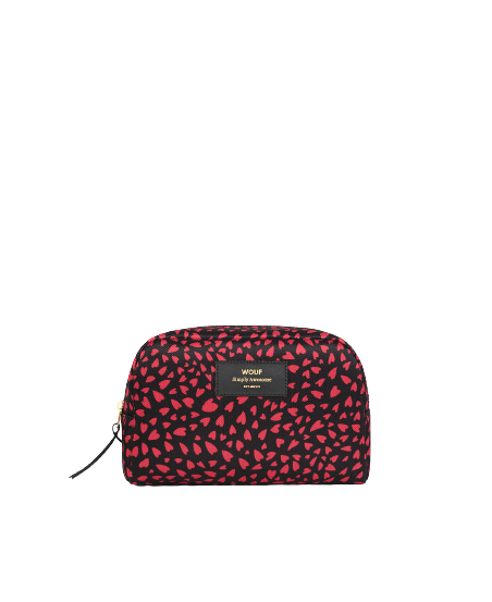 WOUF - Hearts Makeup Bag-1