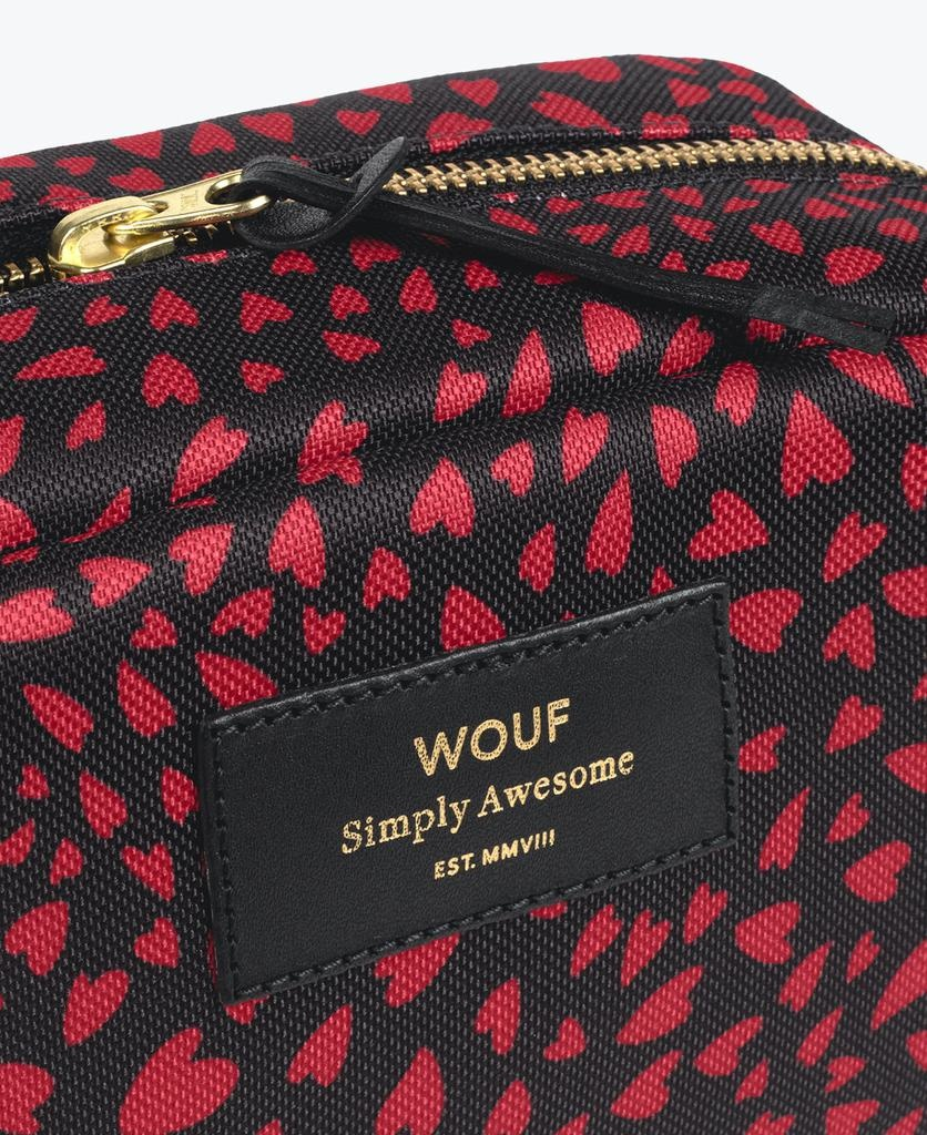 WOUF - Hearts Makeup Bag-2