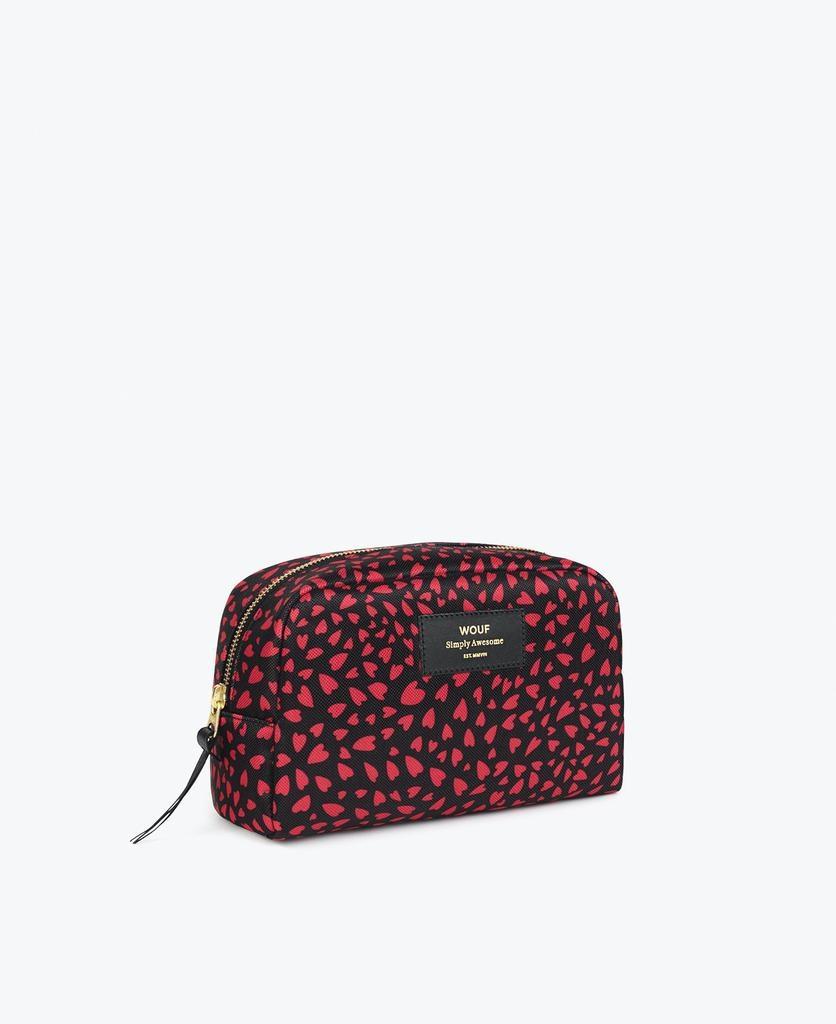 WOUF - Hearts Makeup Bag-3