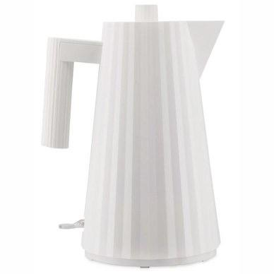 ALESSI - Plissé White 1.7 L Kettle-3