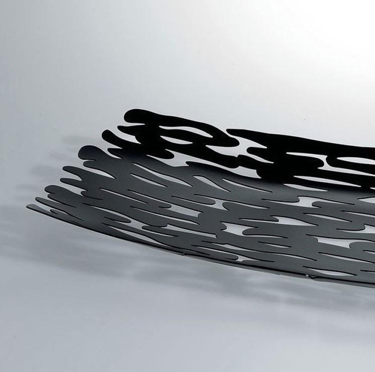 ALESSI - Center Table Bark Black-2