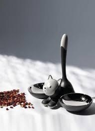 ALESSI - Cat Noir Bowl-3