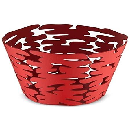 ALESSI - Large Red Barket Basket-1