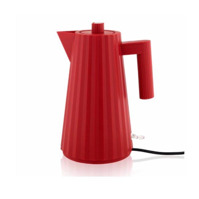 ALESSI - Plissé Red Kettle 1.7L-1