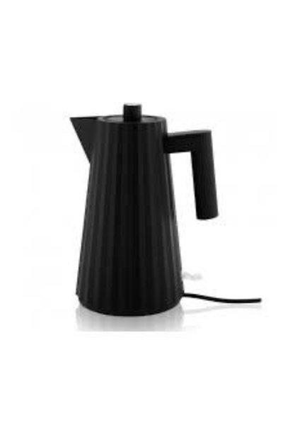 ALESSI - Plissé Black Kettle 1.7L