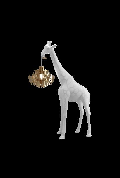 QEEBOO - Lampe Girafe In Love XS Blanc