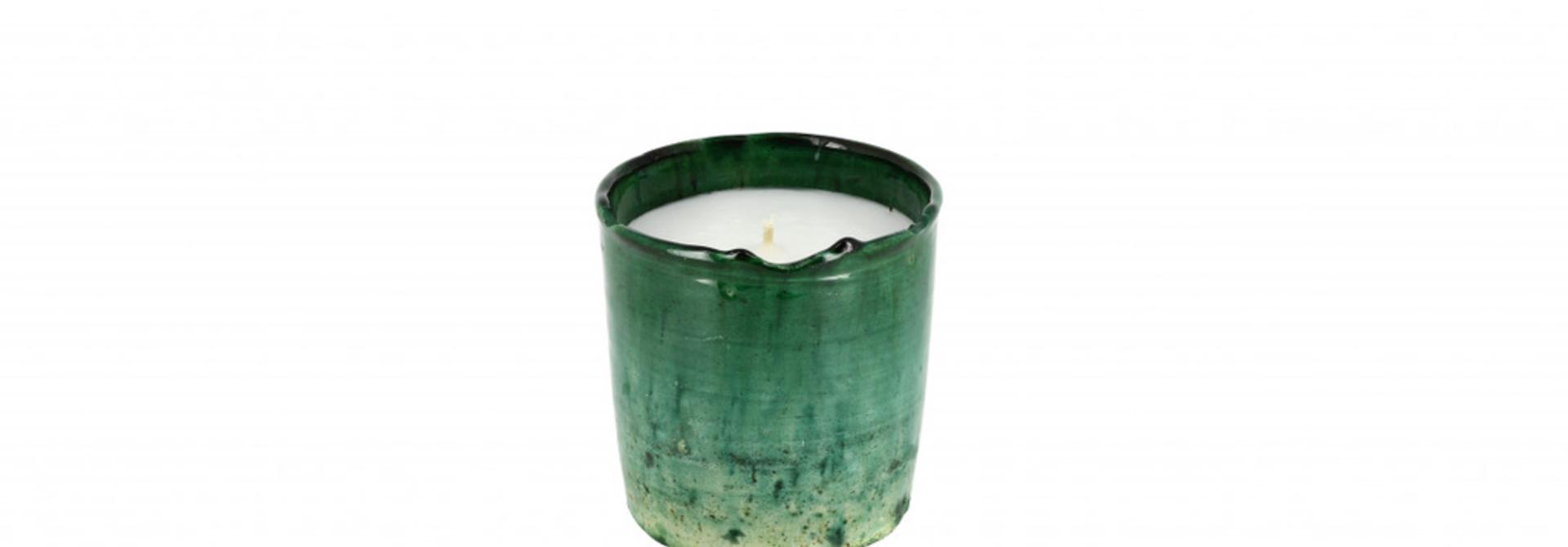 COTE BOUGIE MARRAKECH - Tamegrout Mint & Tea Candle S