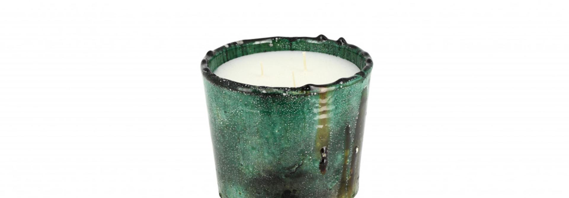 COTE BOUGIE MARRAKECH - Tamegrout Mint & Tea Candle M