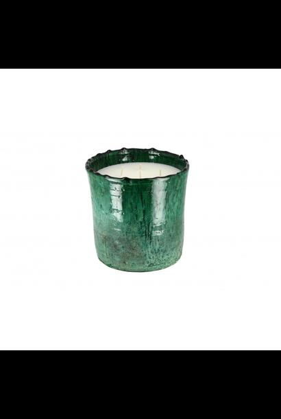 COTE BOUGIE MARRAKECH - Tamegrout Mint & Tea Candle L