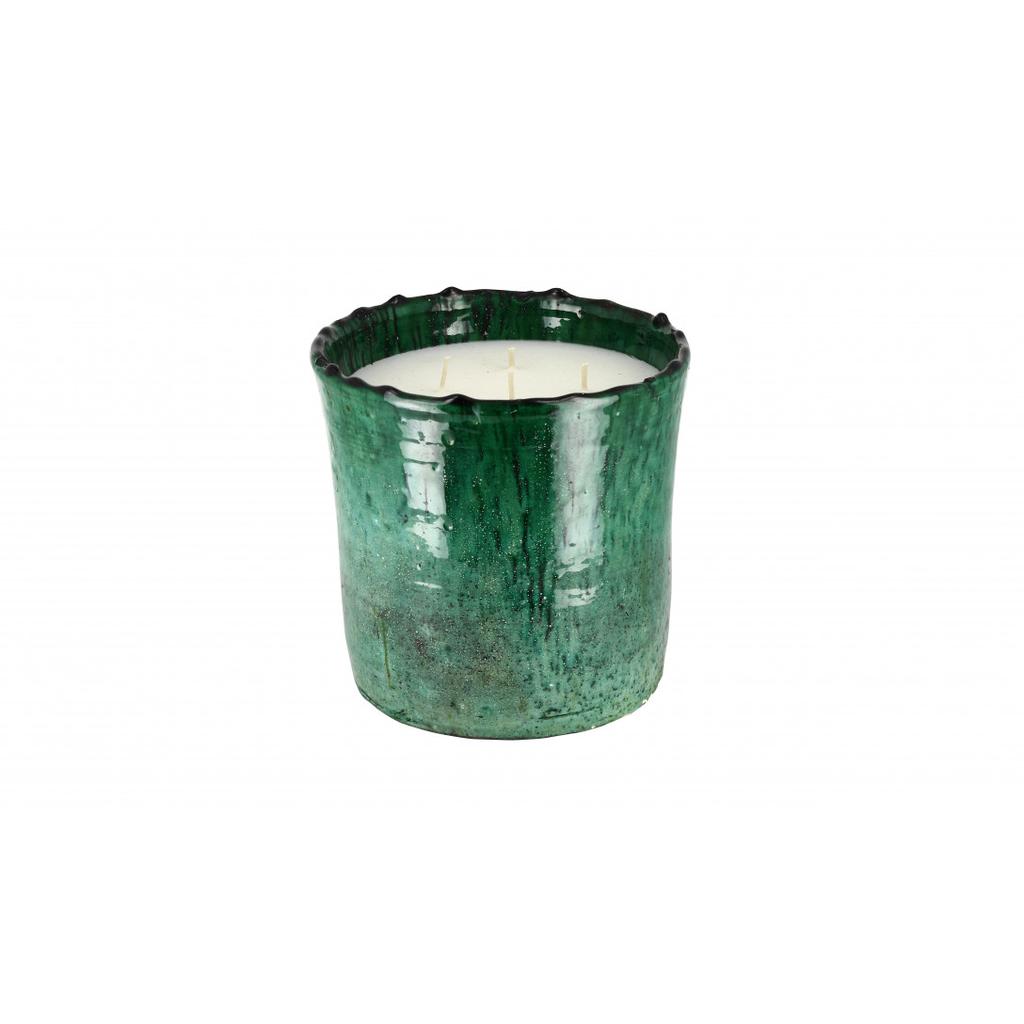 COTE BOUGIE MARRAKECH - Tamegrout Mint & Tea Candle L-1
