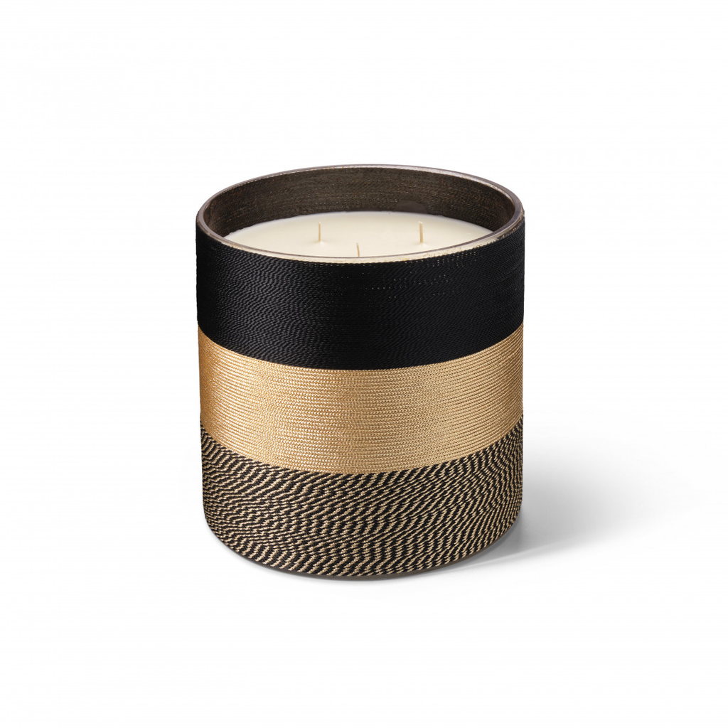 COTE BOUGIE MARRAKECH -  Sabra Nelia Black Orange Blossom Candle XL-1