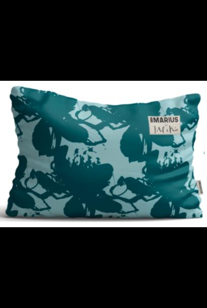 OU EST MARIUS - Les Indolentes cushion 40x60cm