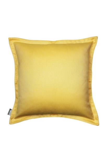 OU EST MARIUS - Coussin Luxe Chevron Sunshine 50x50cm