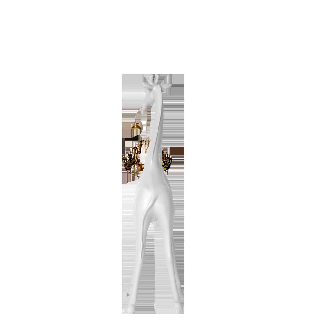 QEEBOO - Giraffe Lamp In Love XS White-6