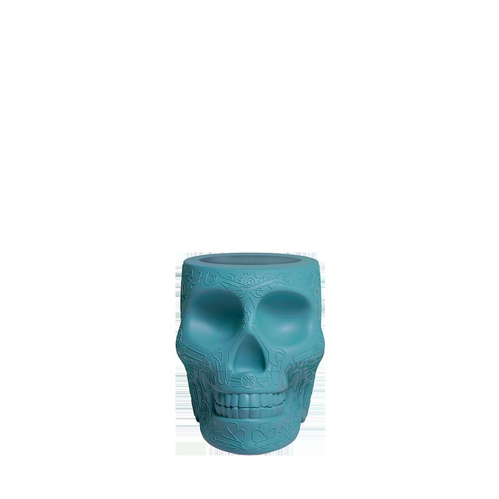 QEEBOO - Plant Pot / Pencil Mexico Blue-1