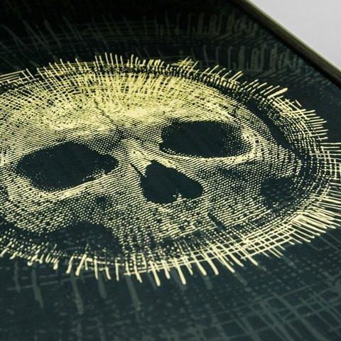 MANOPOULOS - Game Backgammon Skull Design-3