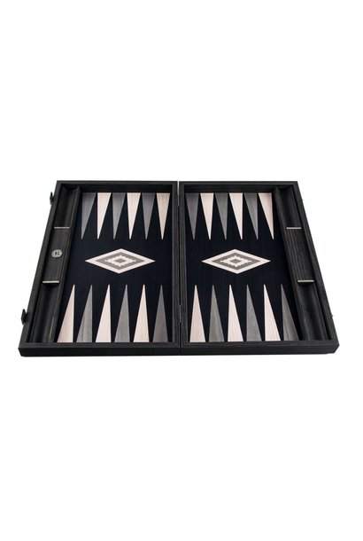 MANOPOULOS - Backgammon Games Pearl Gray Vavona Large